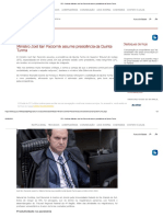 STJ - Ministro Joel Ilan Paciornik assume presidência da Quinta Turma