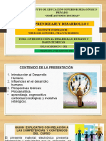 PPT INTRODUCCIÓN AL DESARROLLO HUMANO