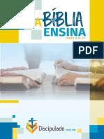 Novo Curso Biblico A Bíblia Ensina