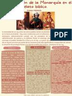 RESUMEN LA INSTITUCION DE LA MONARQUIA EN EL RELATO BIBLICO- DIANA FRENKEL