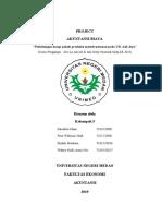 Project Akt Biaya