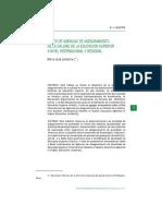 AGENCIAS ACREDITADORAS DE LA CALIDAD EDUCATIVA 2