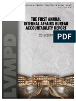 IAB Annual Accountability Report 2018-2019