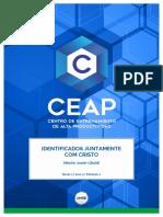 CEAP N1 A2 M1 Identificados Juntamente Com Cristo PT Portugues
