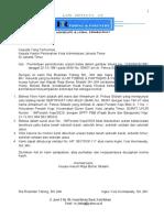 surat ke kantor BPN