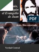 L1 Jesús Dios encarnado
