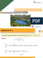 CLASE PRACTICA N° 3 Integracion Numerica