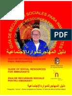 Guia de Recursos para inmigrantes Cáceres