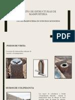 Diseño de Estructuras de Mamposterías