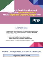 PPT-Digitalisasi Laporan Keuangan UKM ACCURATE ONLINE
