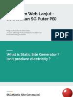 Praktikum Web Lanjut _ SSG ((HTML + CSS + JS) _ 11ty)