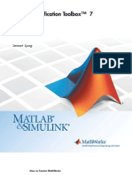 Mathworks Matlab7 - Toolbox - System Identification Toolbox User's Guide