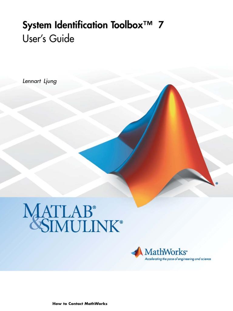 mathworks matlab7 toolbox system identification toolbox user s rh scribd com