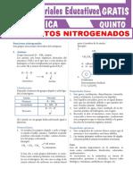 Compuestos Nitrogenados