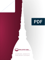POINTER Curing agents for epoxy systems