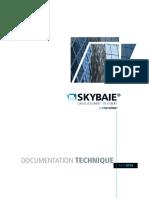 guide de pose Skybaie