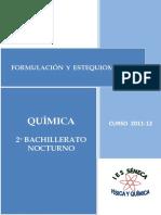 Curso 2011 12 Formulacion y Estequiometr