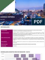 Agenda Criteria Mayo 2021