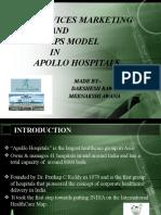 Service Mktng In Apollo hospital