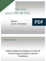 FreeRadius con WPA+PEAP-TLS