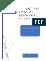 Les Achats Responsables Cas Sncf (Fares Bahri , Mohamed Skalli) (2)