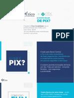 Material Explicativo PIX