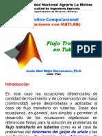 HC 10 FLUJO TRANSITORIO EN TUBERIAS