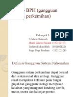 PPT KEL.3 ASKEP BPH