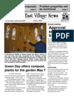Spring 2011 News