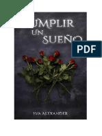 Alexander Eva - Cumplir Un Sueño