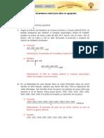 Guía 8 Medidas de Tendencia Central