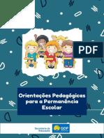 Orientacao Pedagogica Para a Permanencia Escolar