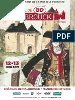 Festival de la BD au Château de Malbrouck 2021