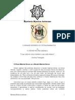 O GRANDE SEGREDO DO TETRAGRAMMATON (parte 3 estudante)