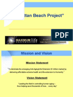 Manhattan Beach Project