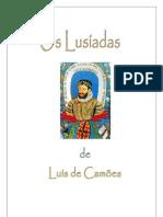 os lusíadas - resumo,estrutura, planos