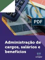 Administração de Cargos, Salários e Benefícios