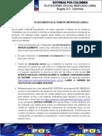 INSTRUCCIONES DE USO Y MATERIAL DE CORTESIA
