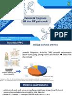 deteksi dan diagnosis JIA & SLE