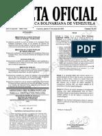 Gaceta Oficial N°42.136