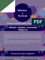 métodos y técnicas (Deglución)-PiMa