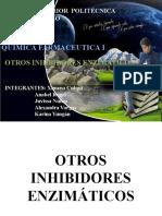 OTROS INHIBIDORES ENZIMATICOS