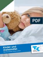 TK Broschuere Kinder Und Arzneimittel
