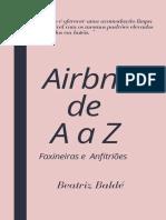 AIRBNB de A a Z_ Faxineiras e A - Beatriz Balde