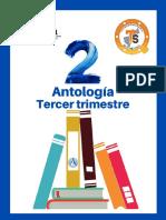 TELESECUNDARIA ANTOLOGIA 2o_ TRIM. III