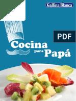 Recetario Cocina Para Papa