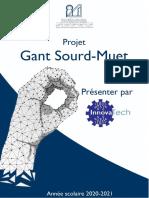 projet gant sourd-muet