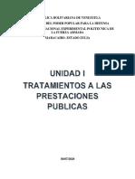 SERVICIOS PUBLICOS. ALEXANDRA GOTERA