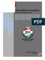 MWF - Pakistan Flood Report