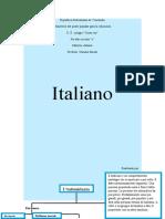 mapa conceptual italiano